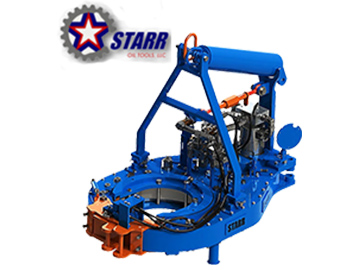 click for specifications on the Starr Power Tong 13625HD