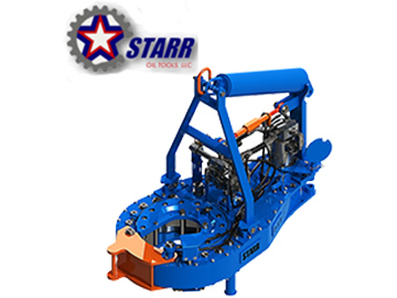 click for specifications on the Starr Power Tong 8625HD